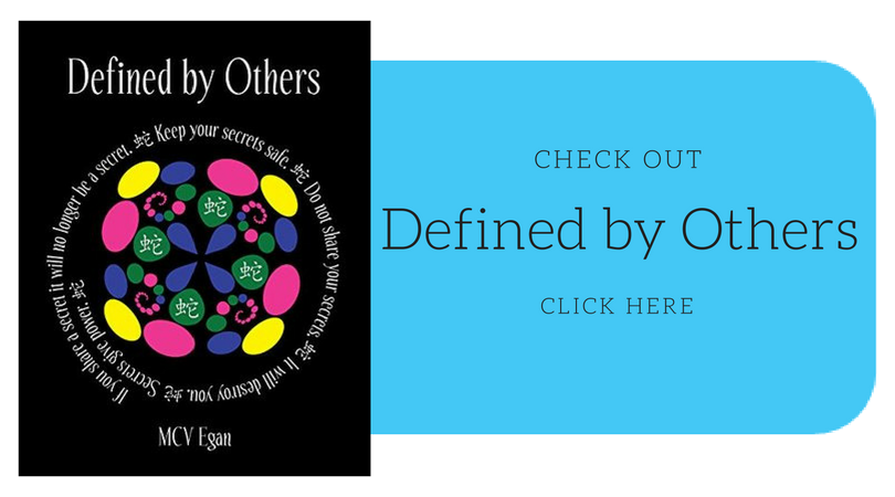 FEATURED BOOK: Defined by Others by M.C.V. Egan