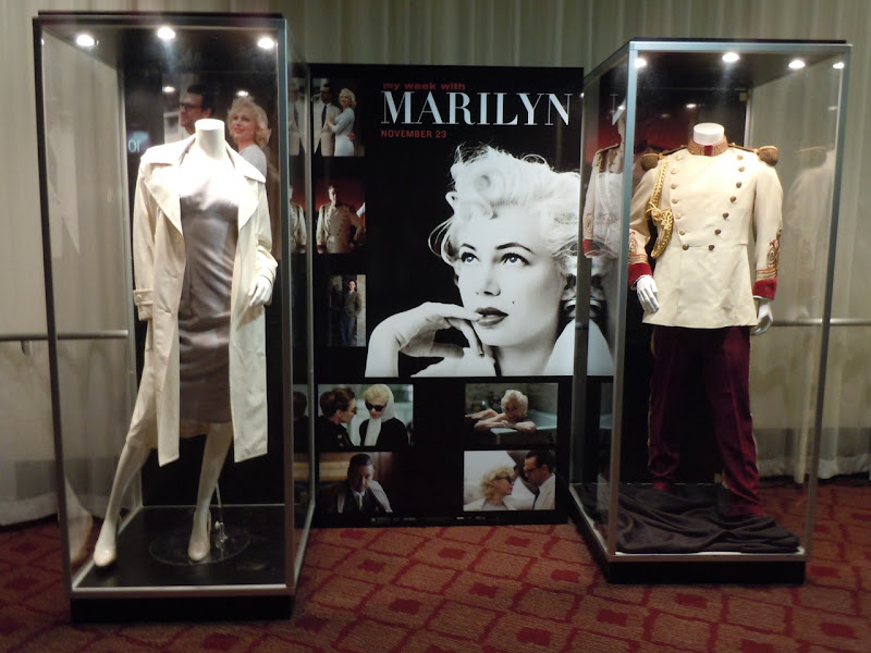 My Week with Marilyn film costumes