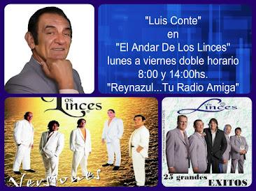 EL ANDAR DE LOS LINCES con Luis Conte.