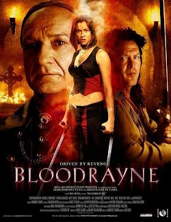 Bloodrayne: Giọt Máu Ma Cà Rồng - Bloodrayne (2005) Poster