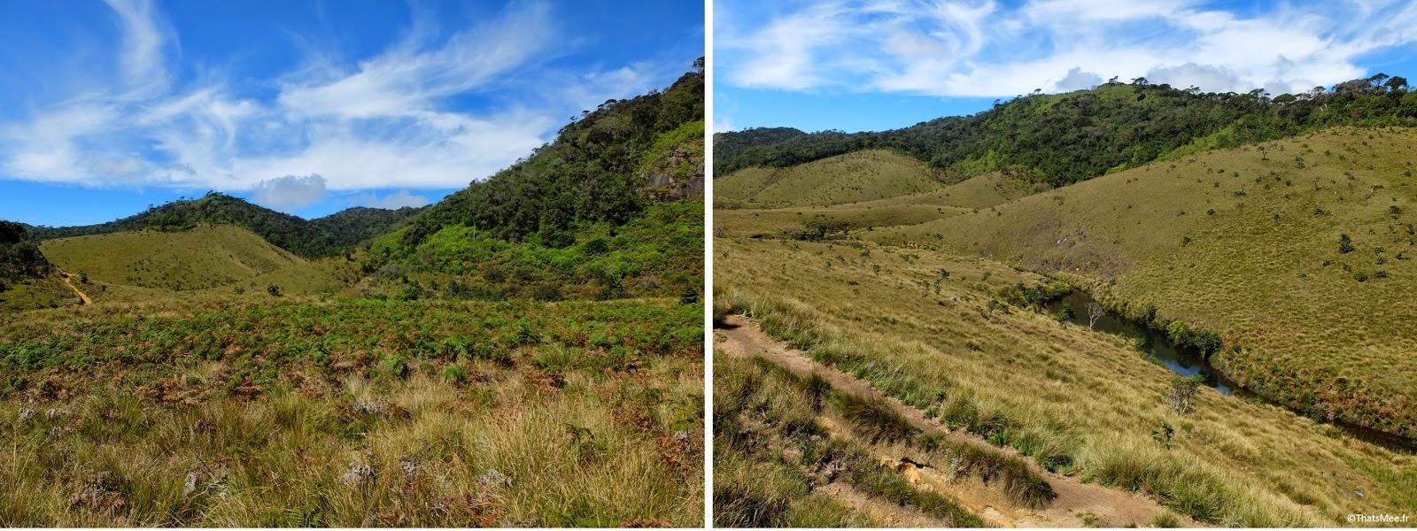 Horton Plains Sri-Lanka parc naturel 3000 hectares