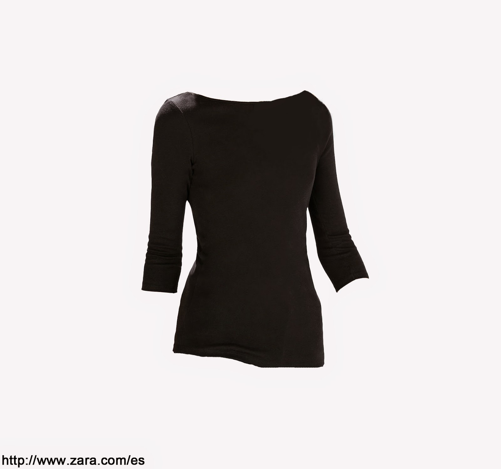 Camiseta/T-shirt: ZARA