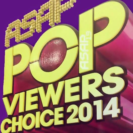 Full List: 2014 ASAP Pop Viewers' Choice Nominees