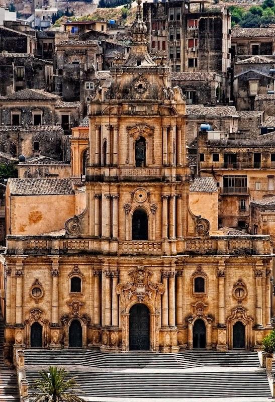 Ragusa Italy  city photos gallery : San Giorgio Cathedral Ragusa, Italy