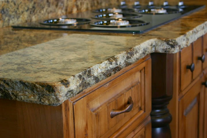 The Chiseled Edged Is Rough And Looks Like A Naturally Broken Piece Of  Granite.