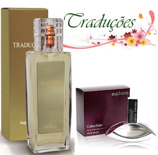 Perfume Hinode Euphoria - Traduções Gold nº 51 Feminino