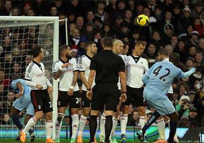 Xem lại đầy đủ trận Fulham vs Man City