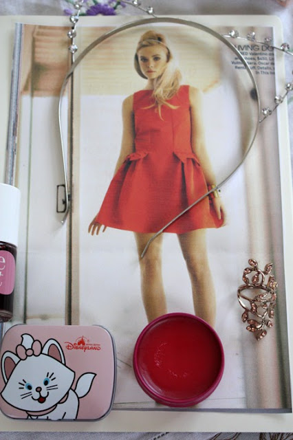 Editorials & Pretty Trinkets #2-The Teen Vogue Edition