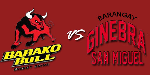 Watch Live Barako Bull vs Barangay Ginebra PBA Stream February 27, 2013