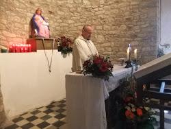 Cantarem amb alegria i amb cor d'amor encès vostres goigs, Reina molt pia, Verge Santa de Calders!
