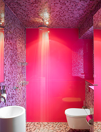 Sweet pink bathrooms wonderful - Pink bathtub decorating ideas ...