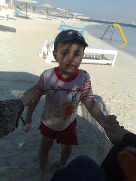 حفيدى على محمد شمخ