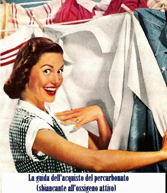 Acquistare il Percarbonato (news 2 agosto)