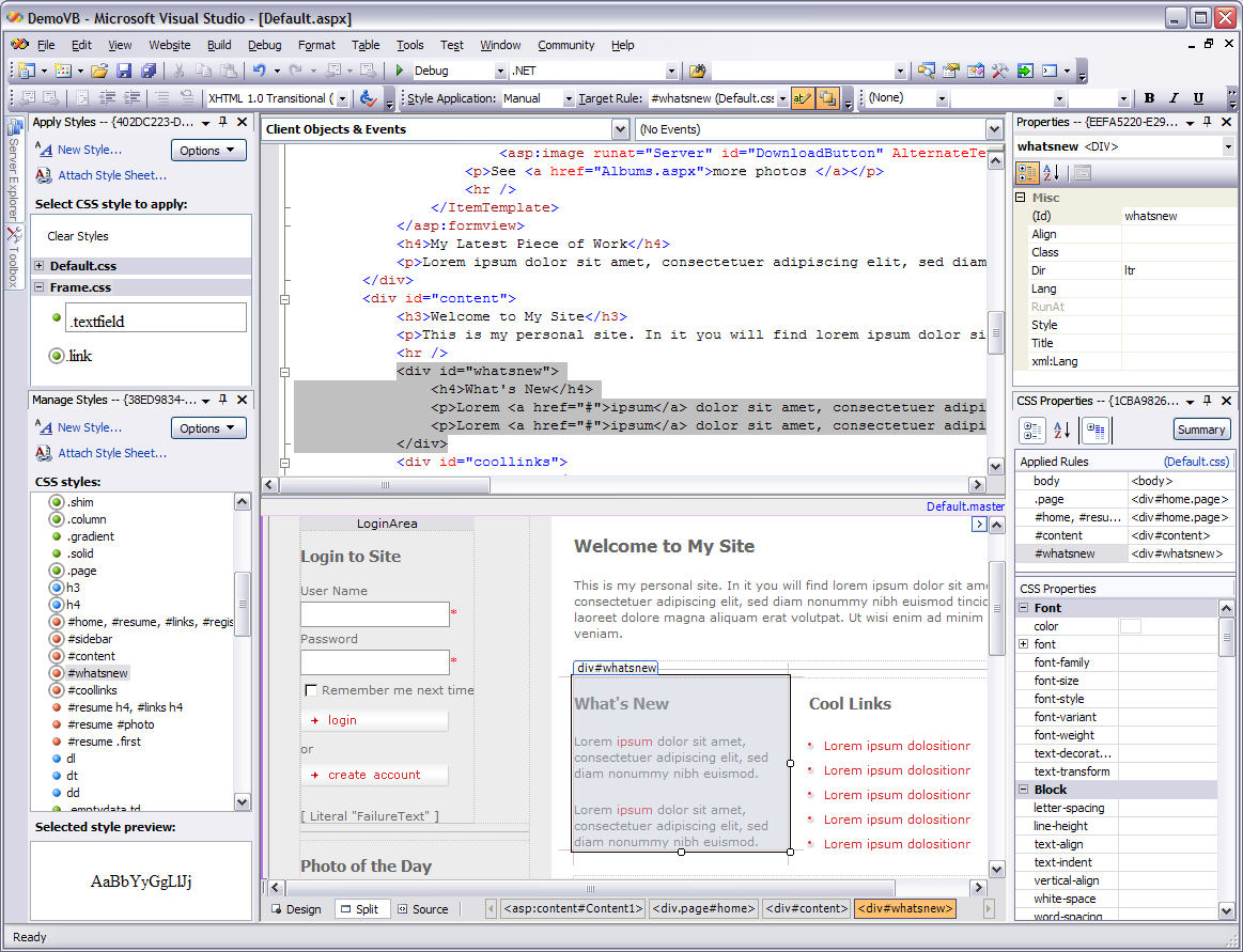 VISUAL WEB DEVELOPER 2008 FREE DOWNLOAD FULL VERSION