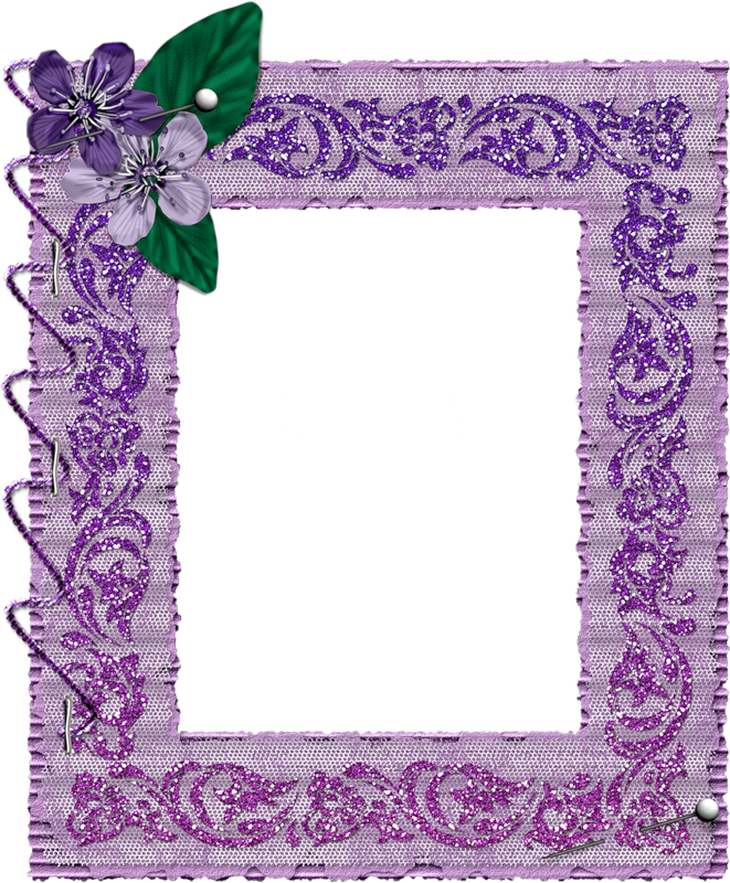 ForgetMeNot: purple frames