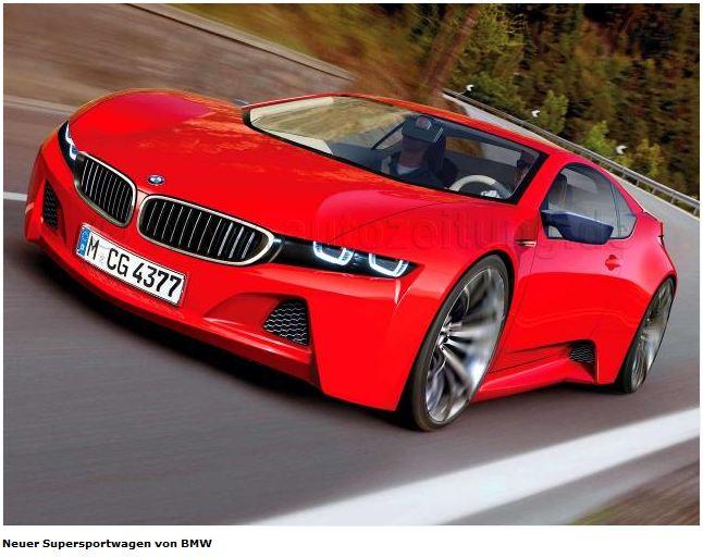 2012 Bmw M8 Fast Speedy Cars