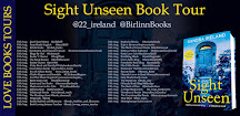 Sight Unseen Blog Tour