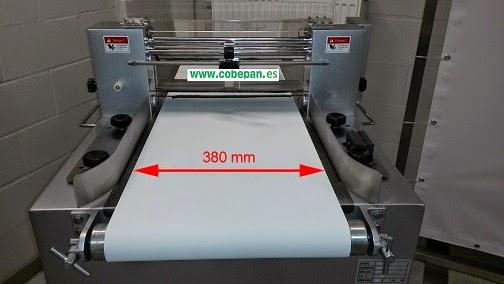 ancho banda cortadora horizontal