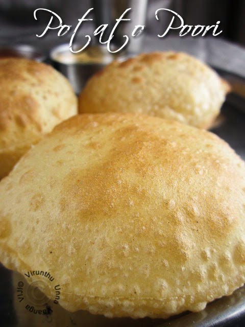 puffy-poori-step-by-step method