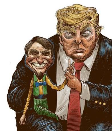 ➥ Para os dois, impeachment já!