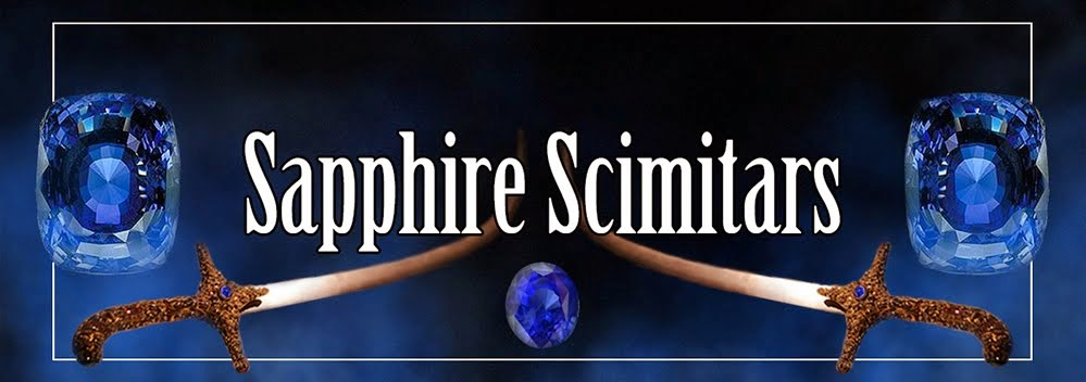 Sapphire Scimitars