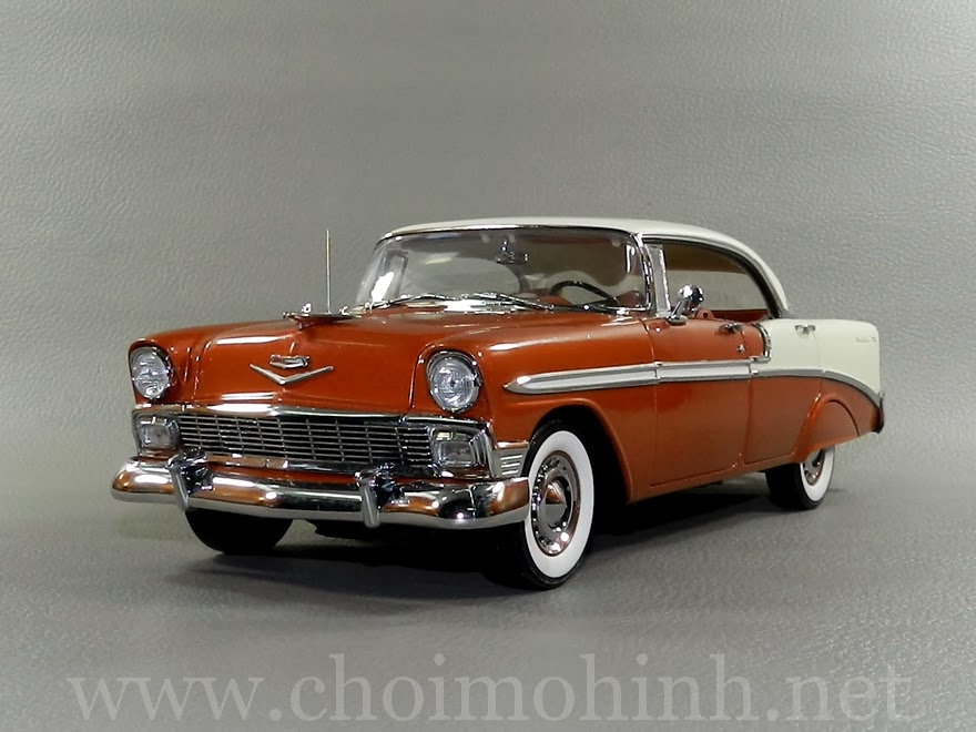 Chevrolet Bel Air 1956 1:18 Precision Miniatures