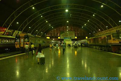 Bangkok Hua Lamphong Station