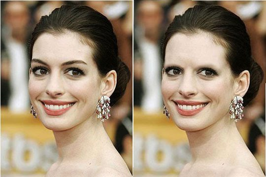 Why People Have Eyebrows Demonstrated By Anne Hathaway
