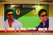 Yevadu Success tour at Tirupati-thumbnail-8