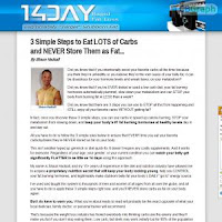 14 Day Rapid Fat Loss Macro-patterning And Metabolic Bursting Program