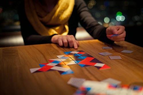 Mozaa game by dutch designer Renske Solkesz & BIS publishers