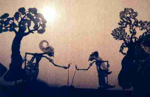 The Mystique of Wayang Kulit