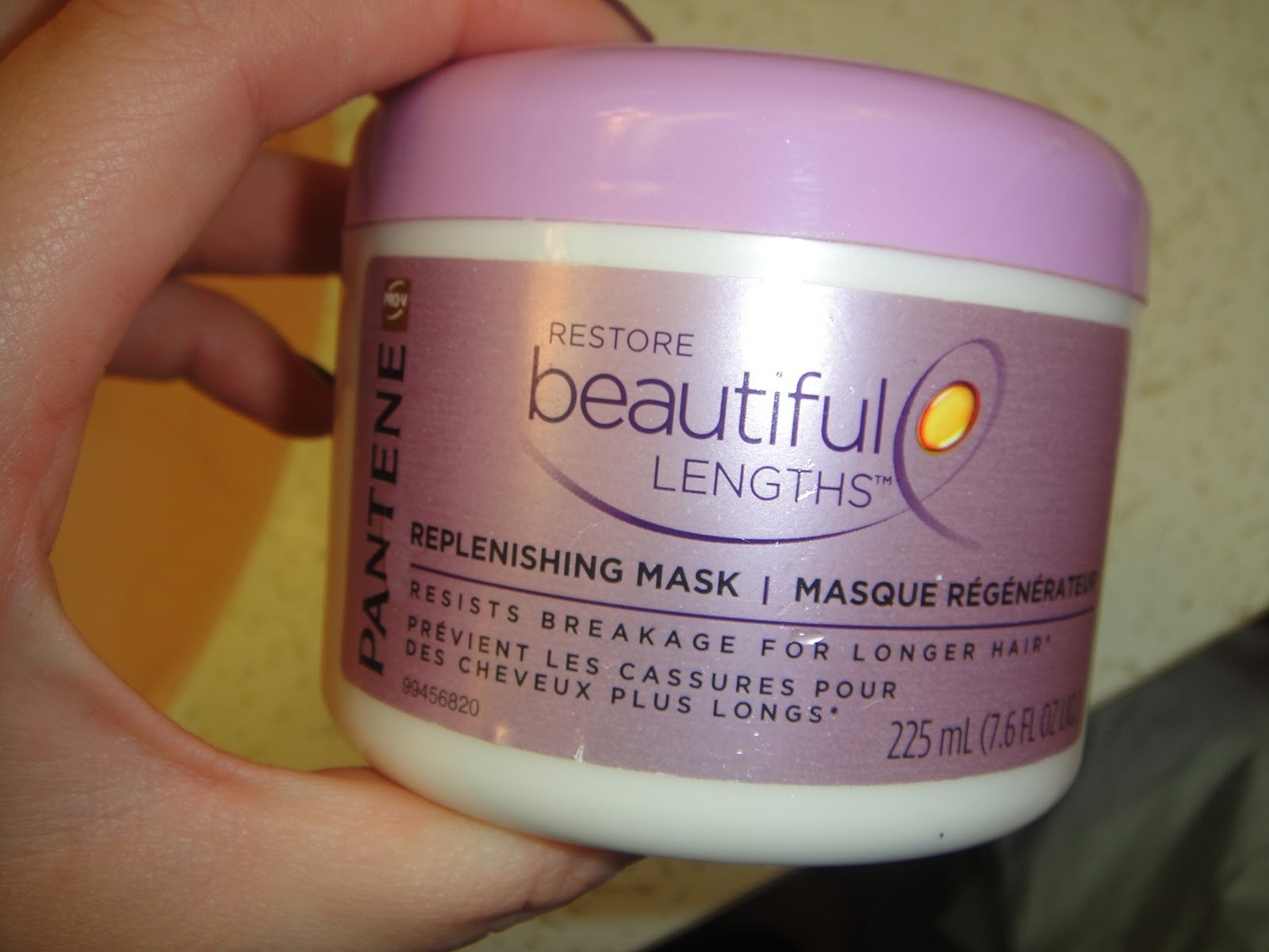 Patene's Beautiful Lengths Replenishing Mask Review