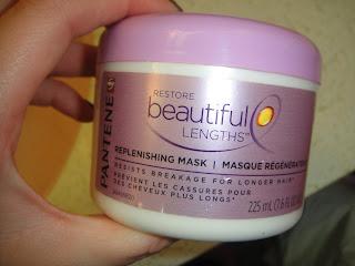 hair mask, healthy hair, Patene's Beautiful Lengths Replenishing Mask, patene beautiful lengths, patene hair mask, hair growth, patene,