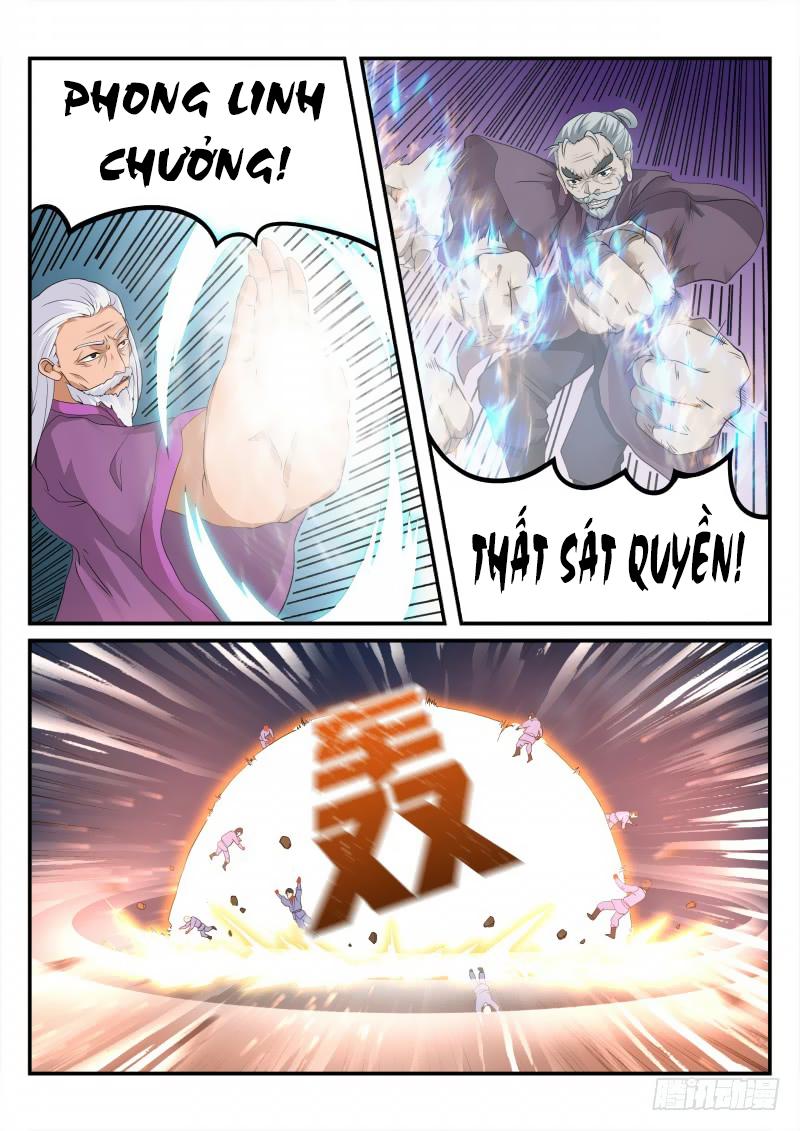 Linh Võ Đế Tôn - Chap 101