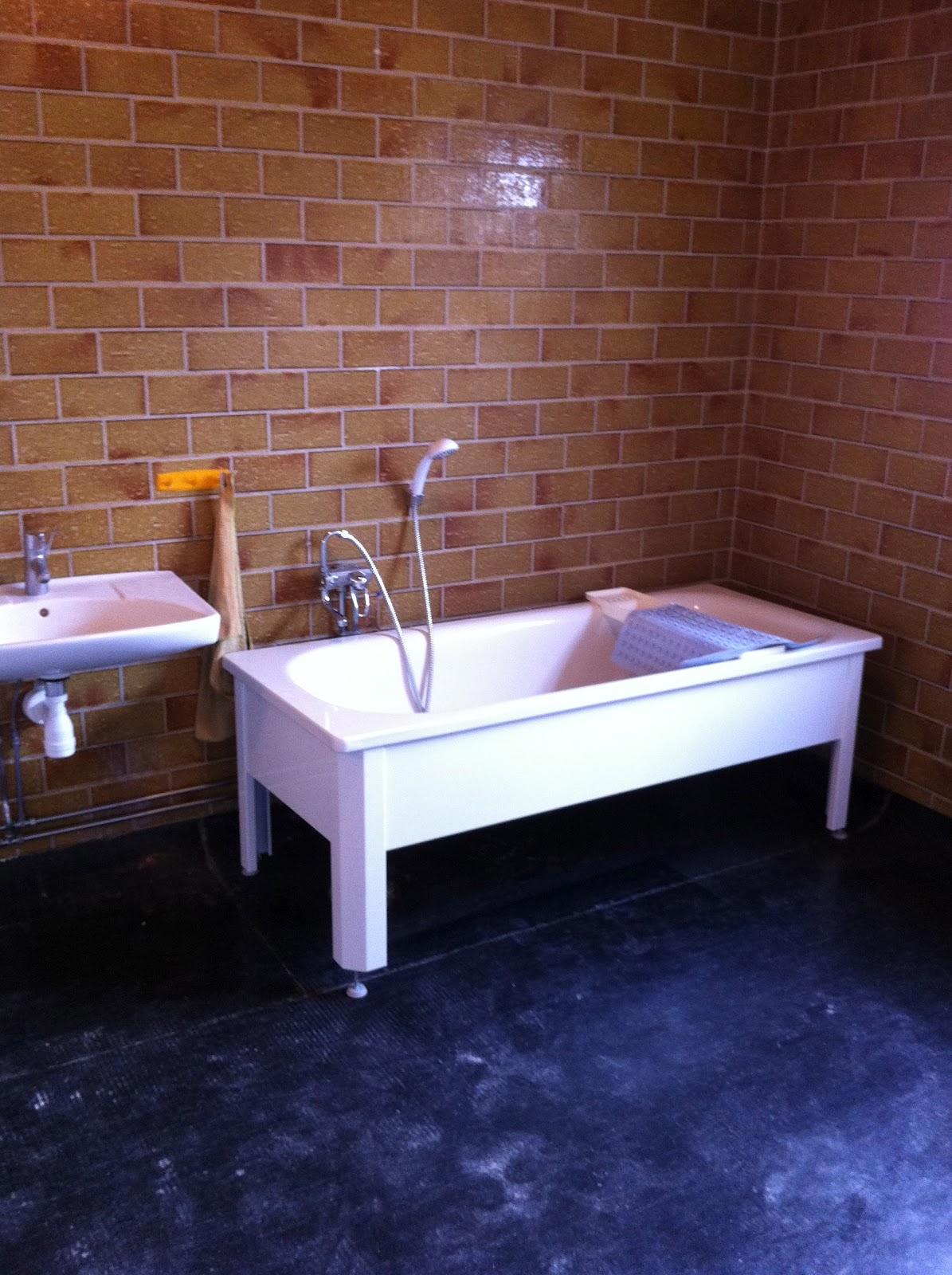 Villavägen 3: badrum före och efter