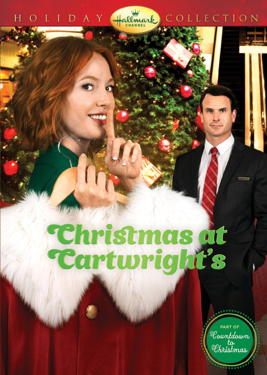 Hanging Off The Wire: Christmas At Cartwright\'s DVD #201HolidayGiftGuide
