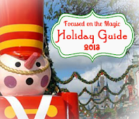 Focused on the magic Disney Geek's Guide to the Hoildays
