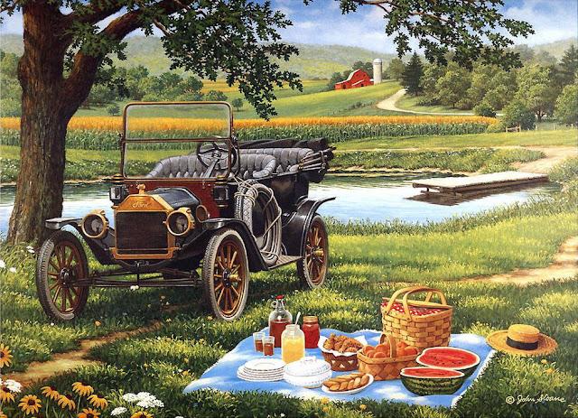 D.W.C. Daily Life - Artist John Sloane
