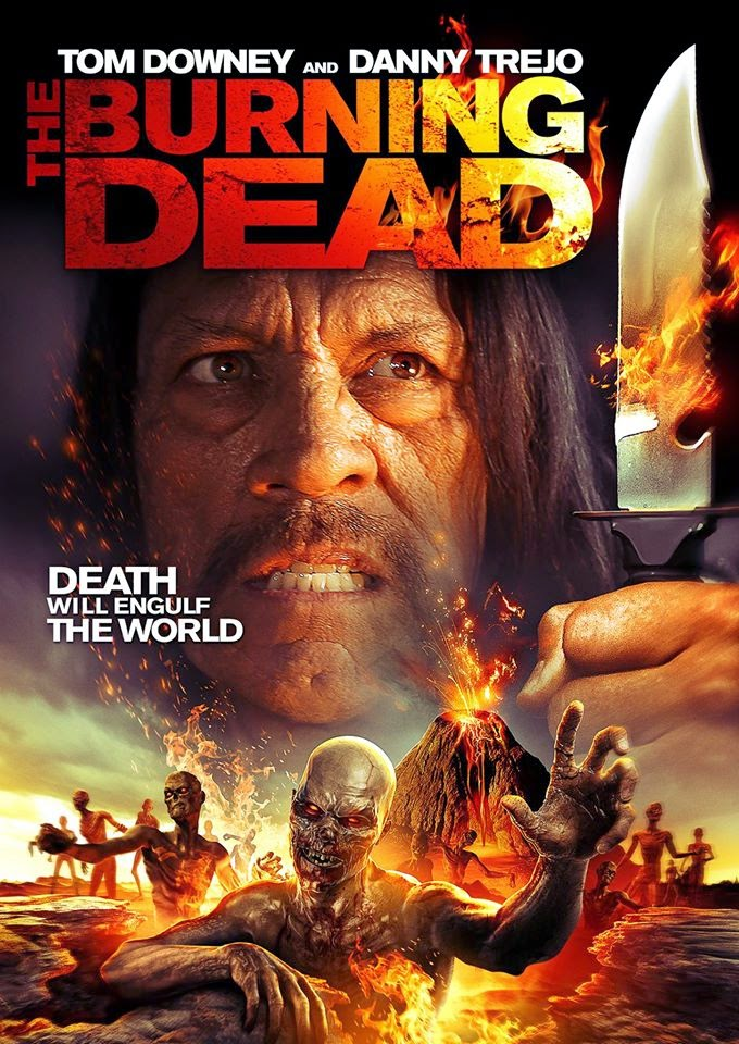The Burning Dead – Legendado (2015)