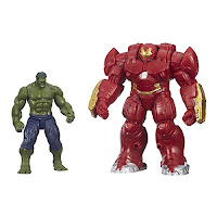 Marvel Avengers Age of Ultron Hulk Buster Figures