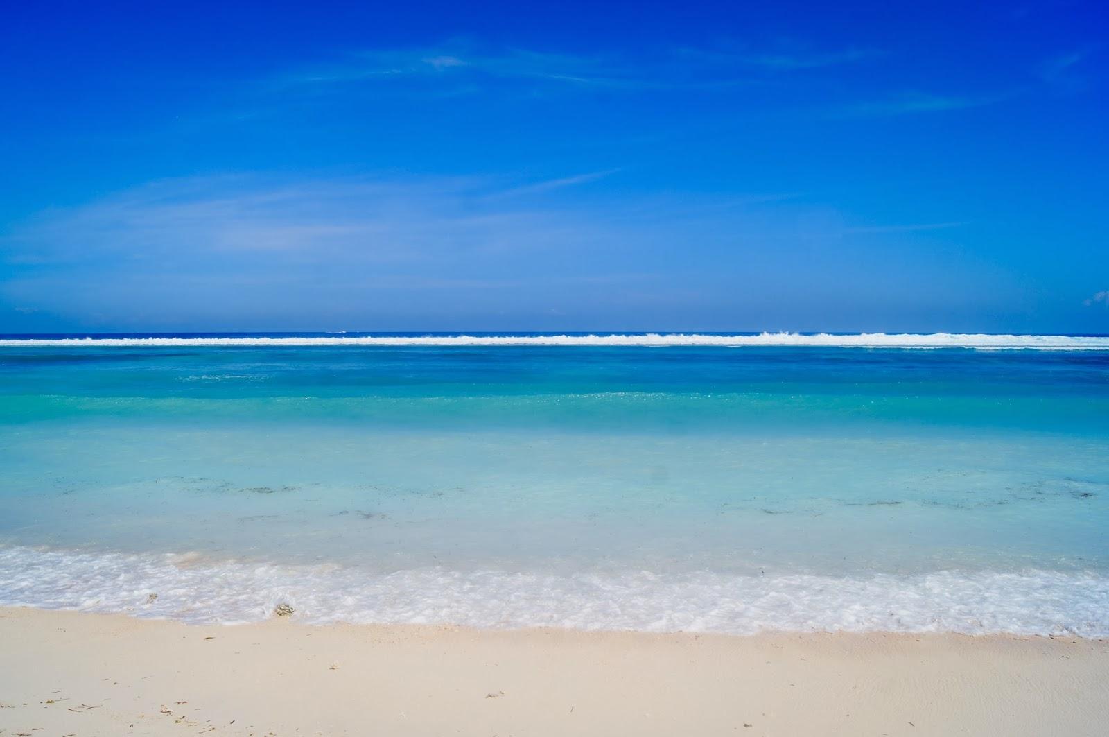 aguas turquesas de Gili Islands
