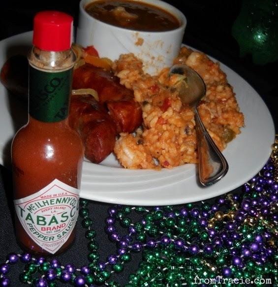 Cajun Food Mardi Gras