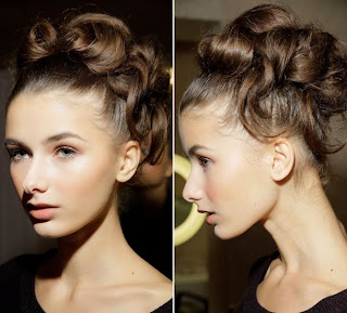 big hair with soft volume and texture, perfect bridal hair style