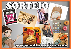 SORTEIOS DO BLOG: