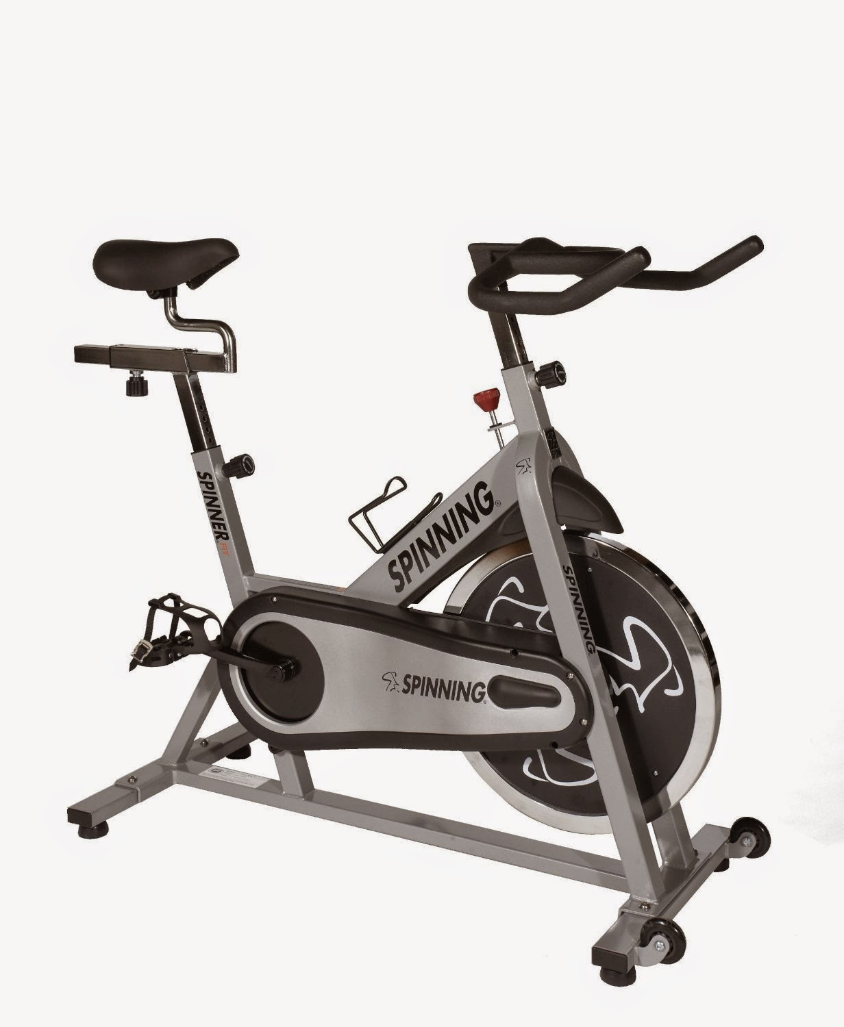 Exercise bike zone spinner fit indoor cycle spin bike review for Indoor cycle design