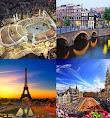 Objek Wisata Paket Umrah Plus Eropa 2014