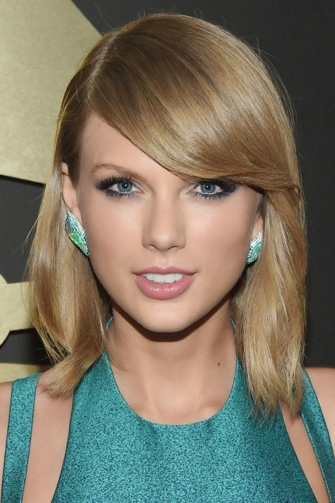 Taylor Swift at 57th Annual Grammy Awards in Los Angeles