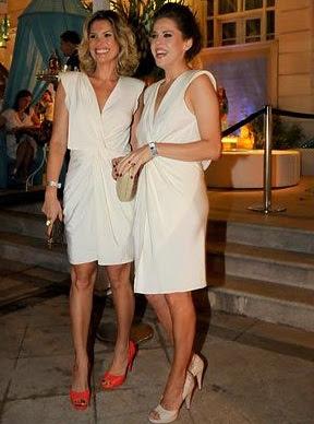 vestidos de atrizes globais