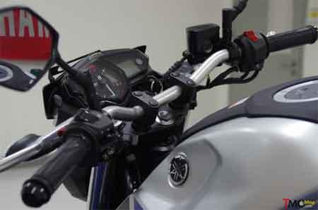 koleksi gambar Yamaha MT-25